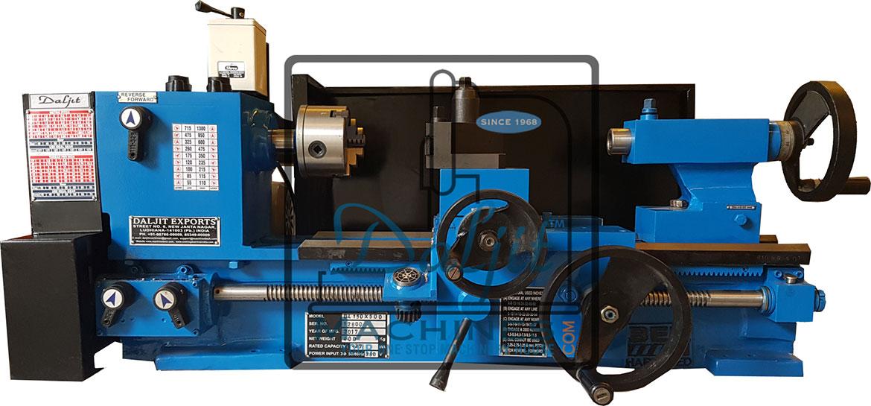 Bench Lathe Machine Dl 300 X 500 Daljit Machines